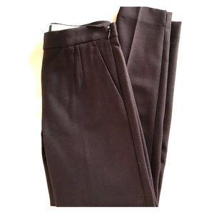 J. Crew bi-stretch wool Martie pants EUC